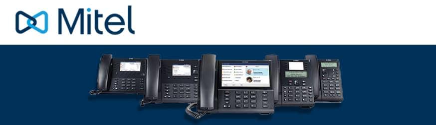 Mitel IP phones