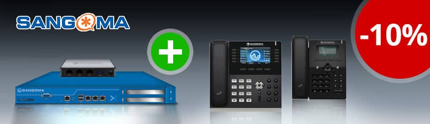 Sangoma IP-PBX Bundles