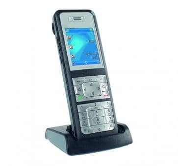 "Mitel 650 DECT phone with colour 2"" TFT display"