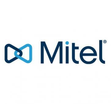 Mitel RFP Wall-mounting set