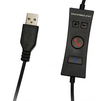 Addasound adaptor cable USB Lync with QD DN3222