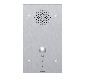 Akuvox E21A IP Video Emergencystation (Flushmounted)