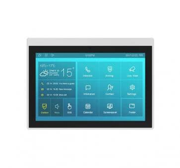 Akuvox IT83W SIP/Android-based Indoor Touch Screen