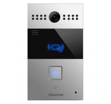Akuvox R26C IP Video doorphone (surface installation)