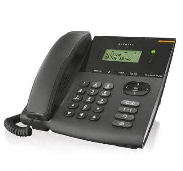 Alcatel Temporis IP200 IP phone without PSU