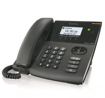 Alcatel Temporis IP600 IP phone without PSU