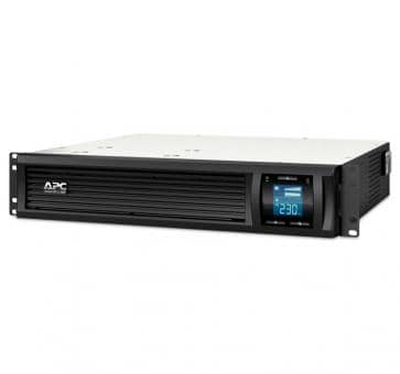 APC Smart-UPS C 1000VA 2U Rack mountable LCD 230V SMC1000I-2