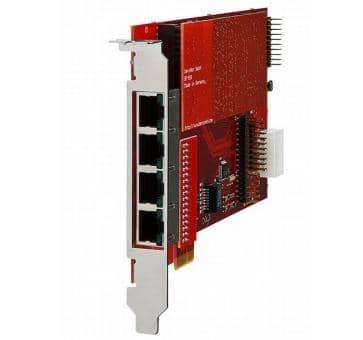 beroNet BF16002E1e beroNet Gateway PCIe BNBF1600 + 1x BNBF2E1