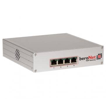 beroNet BF16008S0box beroNet Gateway BNBF1600box + 2x BNBF4S0 + 4x BNTAdapter
