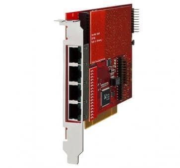 beroNet BF4004S0 1x BNBF4S0 PCI Gateway
