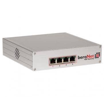 beroNet BF64001E14S0box beroNet Gateway BNBF6400box + 1x BNBF1E1 + 1x BNBF4S0 + 2x BNTAdapter