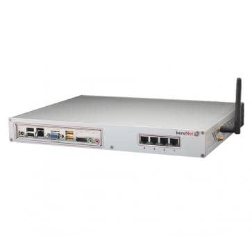 Beronet Telephony Appliance with integrated beroNet Gateway for 16CH