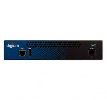 Digium VoIP Gateway G100 1x T1/E1/PRI Europe