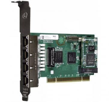 Digium TE436F quad Span T1/E1/J1 4xPRI card PCI
