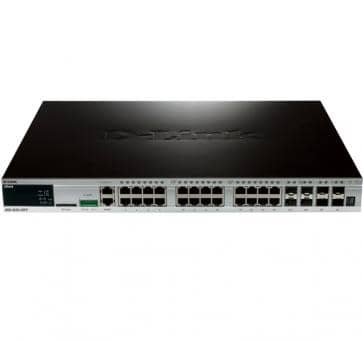 D-Link DGS-3420-28PC 20x 10/100/1000BASE-TX PoE 4x 1000Base-