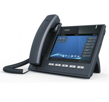 Fanvil C600 IP video phone Android