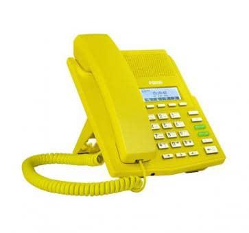 Fanvil X3P IP Telefon SIP PoE yellow
