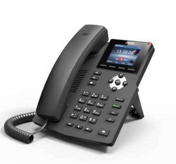 Fanvil X3S IP phone SIP incl. PSU