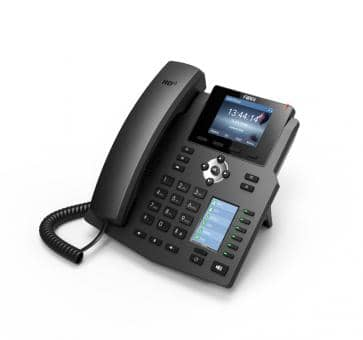 Fanvil X4 IP phone SIP PoE ( no power supply)
