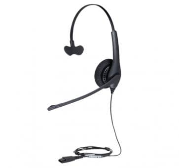Jabra BIZ 1500 Headset Mono NC with QD 1513-0154