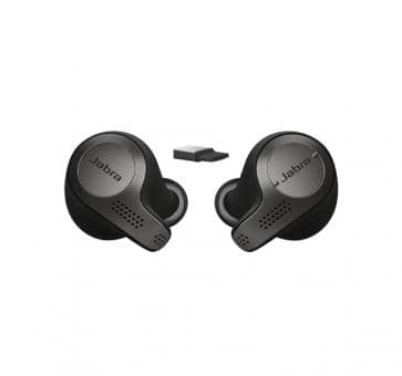 Jabra Evolve 65t MS Headset Bluetooth 6598-832-109