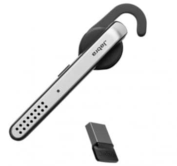 Jabra Stealth UC Bluetooth Headset Mono NC 5578-230-110