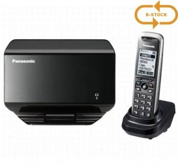 Panasonic KX-TGP500B01 DECT IP Phone B-Stock *refurbished*