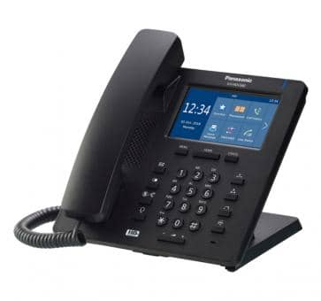 Panasonic KX-HDV340NEB SIP phone black