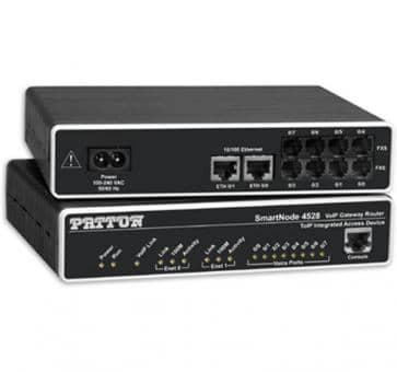 Patton Inalp SmartNode 4520 Series / SN4524/JO/EUI