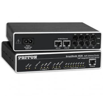 Patton Inalp SmartNode 4520 Series / SN4528/4JS4JO/EUI