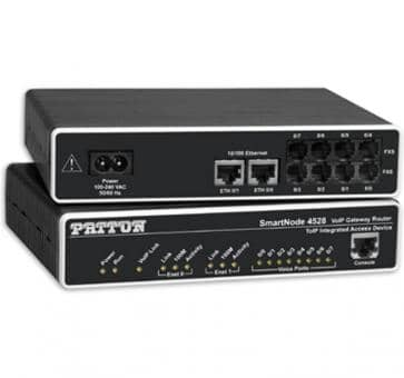 Patton Inalp SmartNode 4520 Series / SN4528/JS/EUI