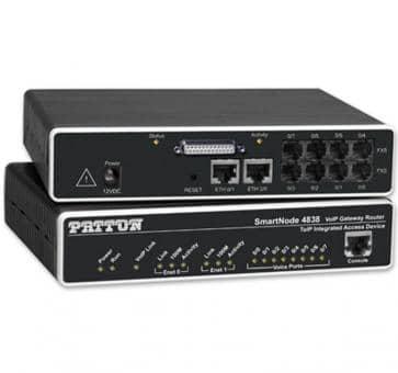 Patton Inalp SmartNode 4830 Series / SN4832/JOC/EUI