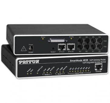 Patton Inalp SmartNode 4830 Series / SN4836/JSC/EUI