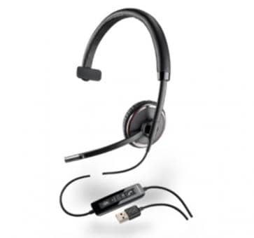Plantronics Blackwire C510-M USB Headset 88860-02