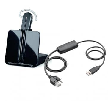Plantronics CS540 DECT Headset incl. APU-72