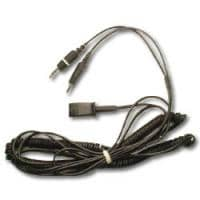 Plantronics PC cable QD to 2x 3,5mm jack 28959-01