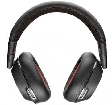 Plantronics Voyager 8200 UC DUO ANC BT Headset black 208769-