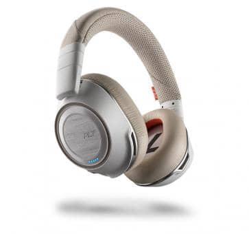 Plantronics Voyager 8200 Uc Headset Usb C Bluetooth White 211717 01 Voipango