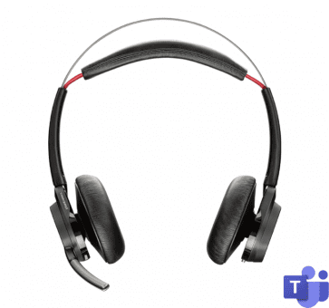 Poly Plantronics Voyager Focus UC B825 Headset Duo USB-A Teams Bluetooth (ohne LS) 202652-04