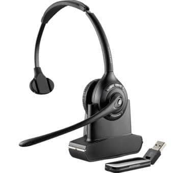 Plantronics Savi W410-M DECT USB Headset for Lync 84007-02