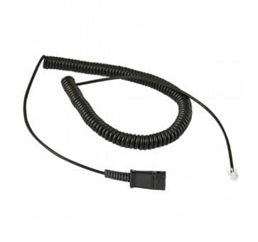 Plusonic QD-RJ9 cable for Avaya 96xx and 16xx