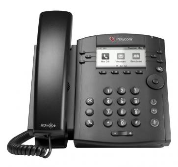 Polycom VVX311 IP phone PoE (no PSU) 2200-48350-025