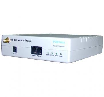 Portech MT-350S 1x GSM 1x FXS 1x FXO Gateway + SMS Function