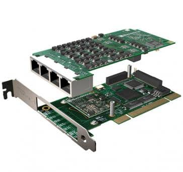 Sangoma A108D 8 Ports PRI PCI + HW EC