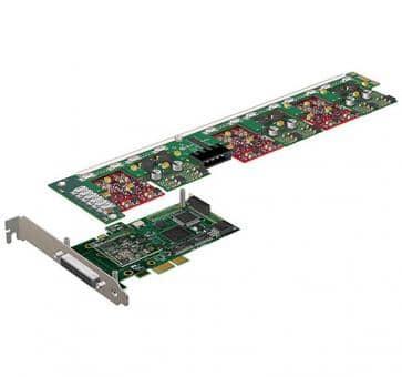 Sangoma A400BRMDE Basecard PCIe + HW EC