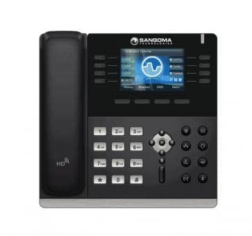 Sangoma S500 IP phone SIP PoE Gigabit