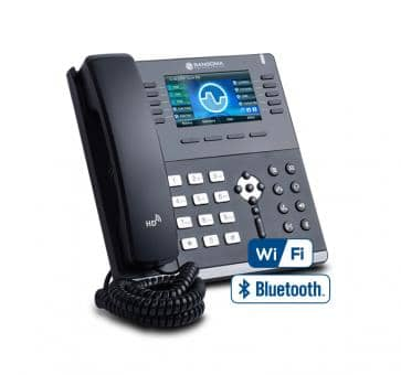 Sangoma S705 IP Phone SIP PoE Gigabit
