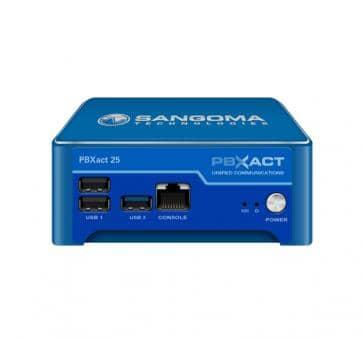 Sangoma PBXact 25 IP PBX 25 User | VOIPANGO
