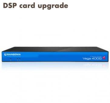 Sangoma Vega 400 Gateway DSP card upgrade