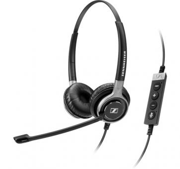 Sennheiser SC660 binaural Headset with ActiveGard